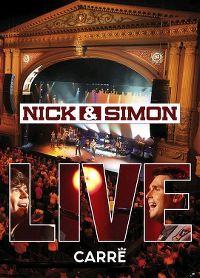 Cover Nick & Simon - Live Carré [DVD]
